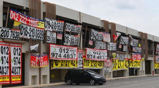 专家称新建的商业区可能会空置一年