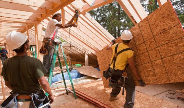 在北美建造商的信心仍然很高