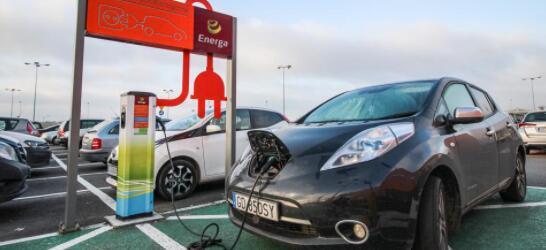 电动汽车的潜在商业地产投资机会