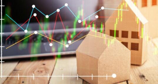 年度房价增长接近10%