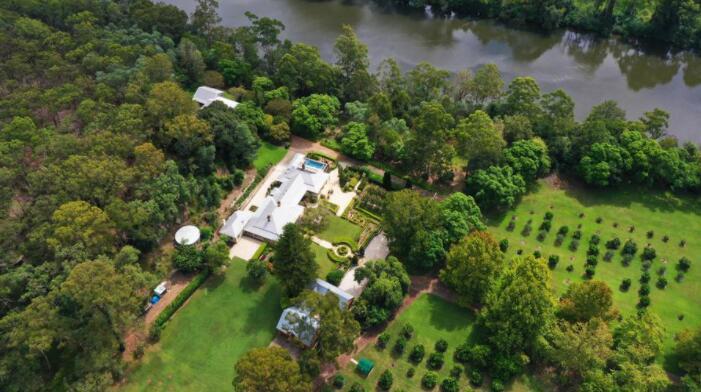 940万美元的历史遗产沿着悉尼的科罗河流淌
