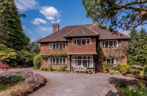 在供应减少的情况下房地产价格飙升 英格兰成为农村最热门的地区