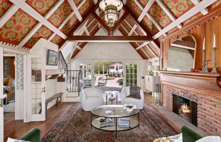 地标拉霍亚庄园挂牌出售 售价890万美元