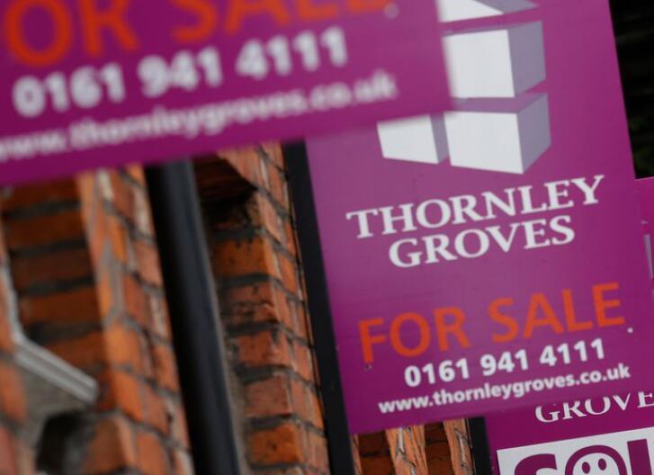 英国房价在伦敦以外地区蓬勃发展
