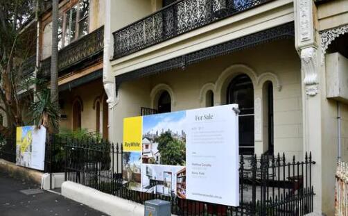 澳大利亚购房者仅在4月份就抵押了310亿美元因为房地产市场激增