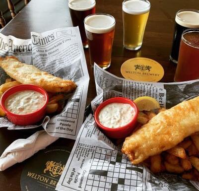 Welton Brewery在基洛纳市中心开设Welton Arms精酿啤酒和餐厅
