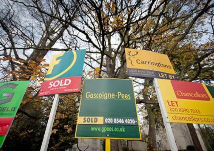 房地产市场的潜在好转