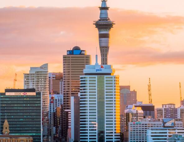 新西兰的房地产市场在全国范围内上涨