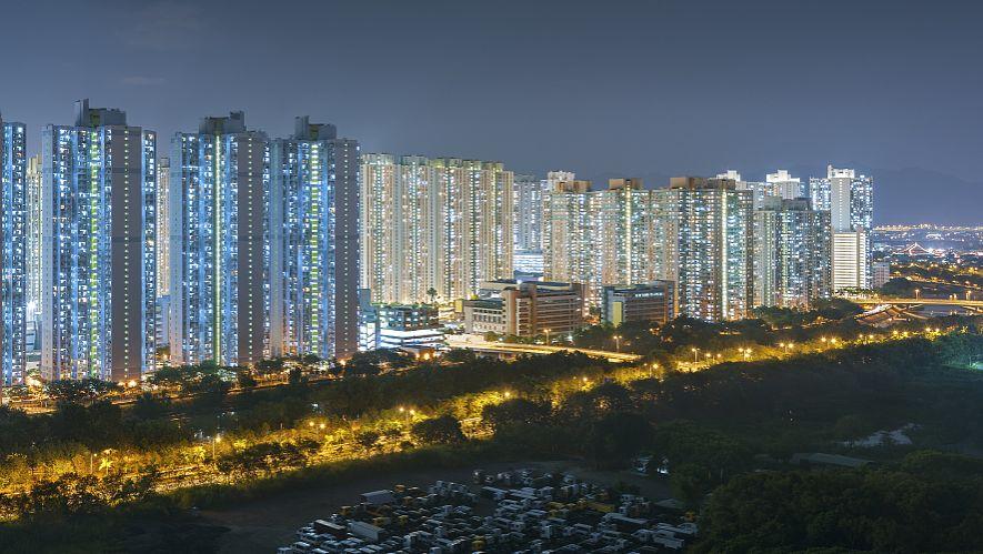蓬勃发展的房地产市场