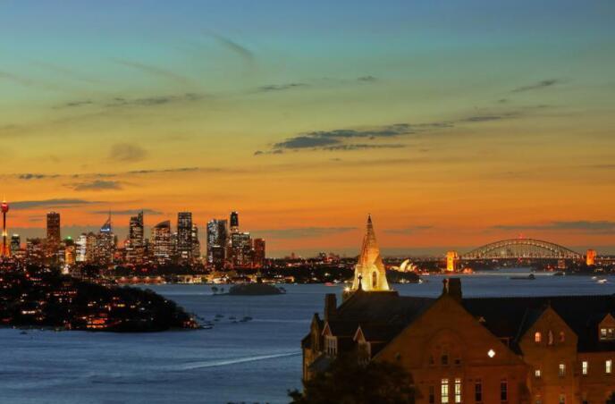 美国买家对悉尼澳大利亚东部郊区的关注