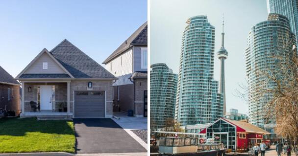 2022年加拿大平均房价可能飙升至70万美元以上 供应量创历史新低