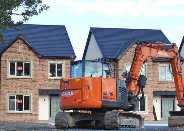 爱尔兰的房价比一年前高出9%