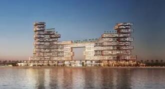 Metropolitan Premium Properties列出目前迪拜最昂贵的豪华顶层公寓