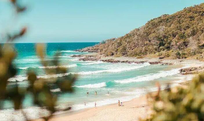现金充裕的南方人前往昆士兰寻找房产