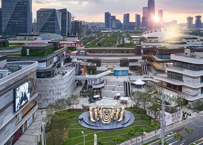上海零售物业市场持续增长