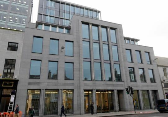 苏格兰商业地产市场预计年底将走高