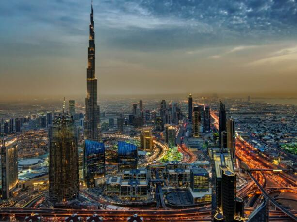 迪拜房地产市场的销售交易显着增加