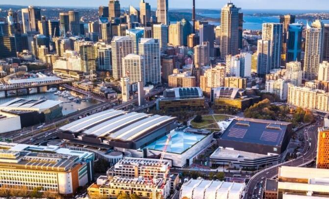 悉尼房价不在泡沫区域