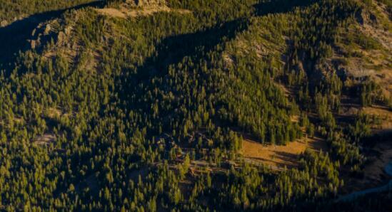 47英亩的Alpine Meadows房产以1500万美元的价格作为开发或单一房地产上市