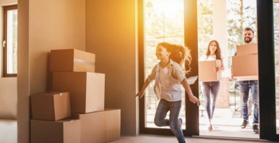房地产市场繁荣导致搬家成本上升 12%