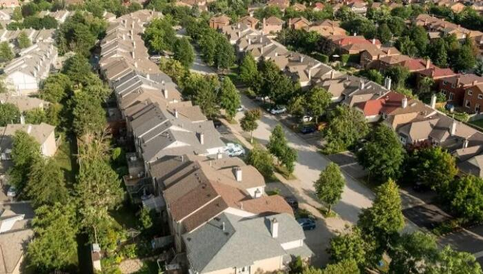安大略房地产市场进入调整阶段