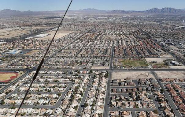 炙手可热的拉斯维加斯房地产市场的亮点